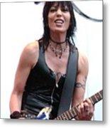 Joan Jett 2008 Metal Print
