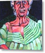 Joan Kierkegaard Metal Print