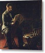 Joaquim Cabot I Rovira Metal Print