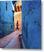 Jodhpur Colors Metal Print
