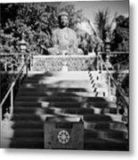Jodo Shu Mission Lahaina Maui Metal Print