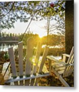 Joe Lake Metal Print
