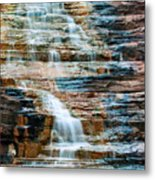 Joffre Gorge - Karijini Np 2am-29568 Metal Print