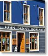 John Benny Metal Print