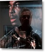 John Coltrane And Me Metal Print
