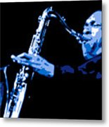 John Coltrane Metal Print by DB Artist
