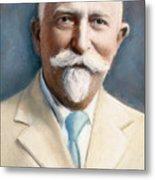John H. Kellogg, 1852-1943 Metal Print