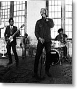 John Legend And The Roots Metal Print