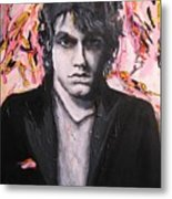 John Mayer Metal Print