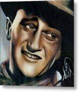 John Wayne Metal Print