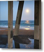 Johnnie Mercers Pier Again Metal Print