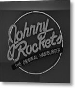 Johnny Rockets Metal Print