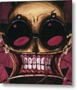 Johnny The Homicidal Maniac Metal Print
