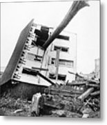 Johnstown Flood, 1889 Metal Print