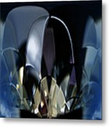 Join Me In The Pure Atmosphere Metal Print