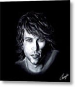 Jon Bon Jovi - It's My Life Metal Print