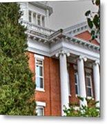 Jonesborough Courthouse Tennessee Metal Print