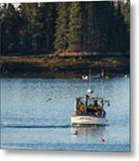 Jonespot, Maine  Metal Print