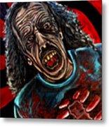 Jonh Carpenter Metal Print