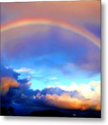 Jon's Rainbow Metal Print