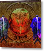 Joseph Mosley Collection Metal Print