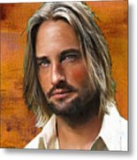 Josh Holloway Metal Print