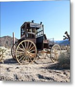 Joshua Tree National Park, California Metal Print