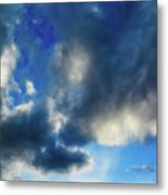 Joshua Tree Sky Metal Print