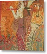 Journey With Ishtar  Metal Print