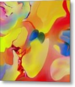 Joy And Imagination Metal Print