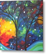 Joy By Madart Metal Print