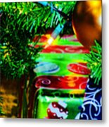 Joy Of Christmas 1 Metal Print