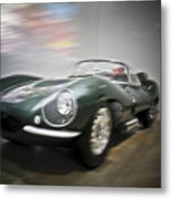 Joy Ride Metal Print