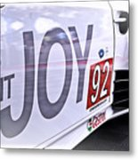 Joy Toy Metal Print