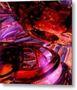 Jubilee Abstract Metal Print