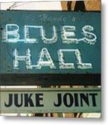 Juke Joint Metal Print by Jame Hayes