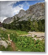 Julian Alps Metal Print
