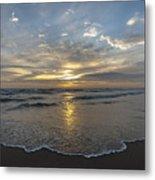 July 2015 Sunset Part 1 Metal Print