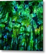 Jungle Colors Metal Print
