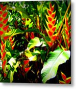 Jungle Fever Metal Print