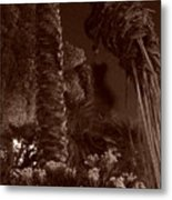 Juraissic Palm Number 1 Metal Print