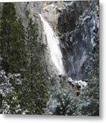 Just Another Morning In Yosemite Metal Print