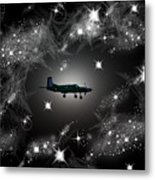 Just For Fun Through The Stars Metal Print