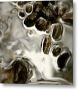 Just Glow With The Flow Metal Print