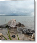 Just Rocks Metal Print