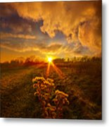 Just You And I Metal Print