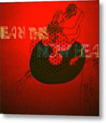 Justice For Jazz Artists Metal Print