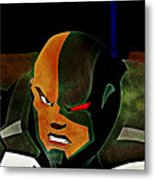 Justice League Doom Metal Print