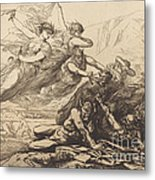 Justice, Vengeance, And Truth Metal Print