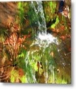 Waterfall Of Love Metal Print